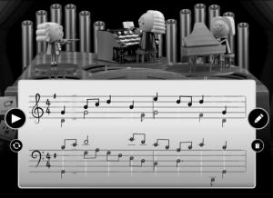 Bach Doodle