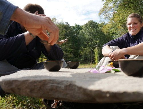 TLAW- Tea with Group3- Forest Bathing- Amos Clifford Photo