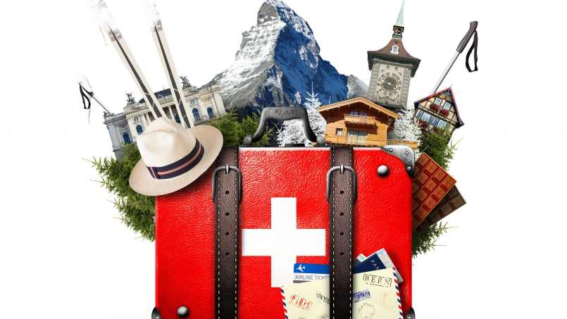 Travel in Switzerland to live an authentic and unique experience