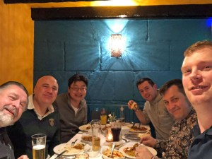 Curry Club Event January 2019