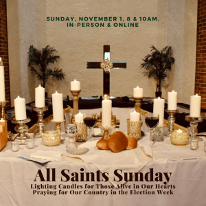 Everyday Heroes 1_All Saints Sunday