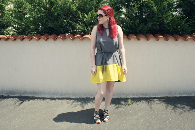Ma petite robe d'été chez BrandAlley
