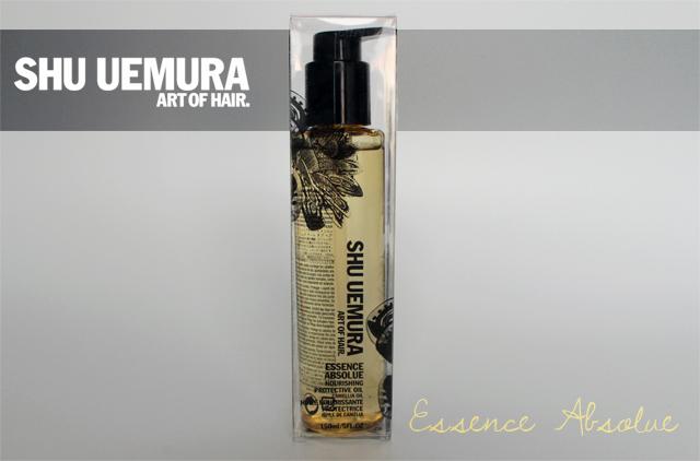 L'essence Absolue, par Shu Uemura
