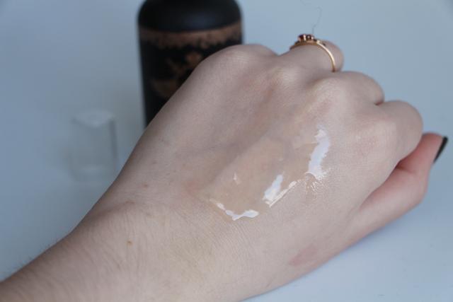 beauty protector oil 18