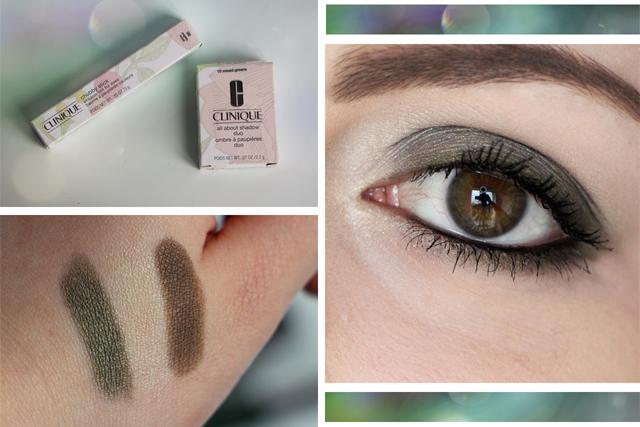 Un maquillage pour yeux noisettes avec Clinique