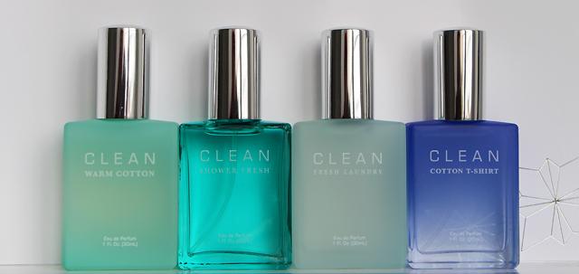 parfums clean 9