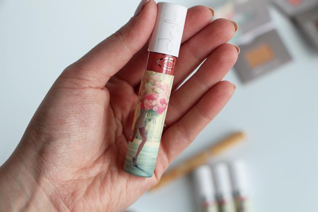 couleur caramel gloss