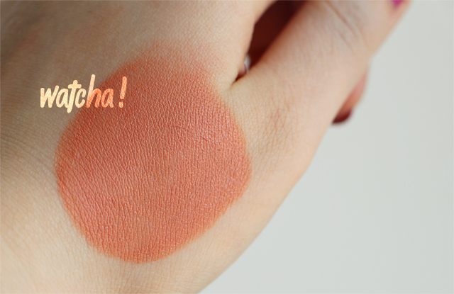 stay blushed swatch 2