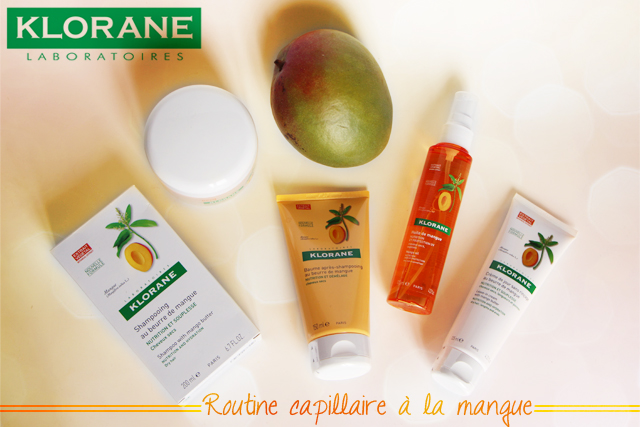 klorane mangue 1