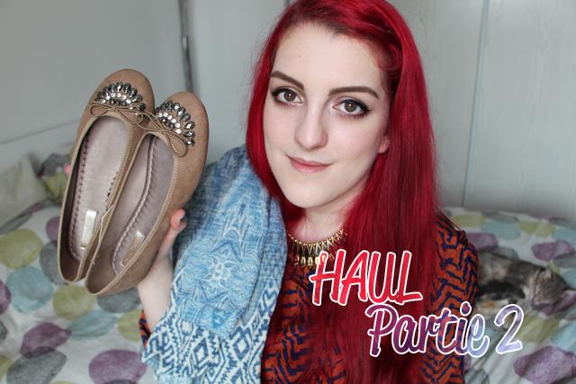 Haul espagnol [Partie 2 : Chaussures & Vêtements]