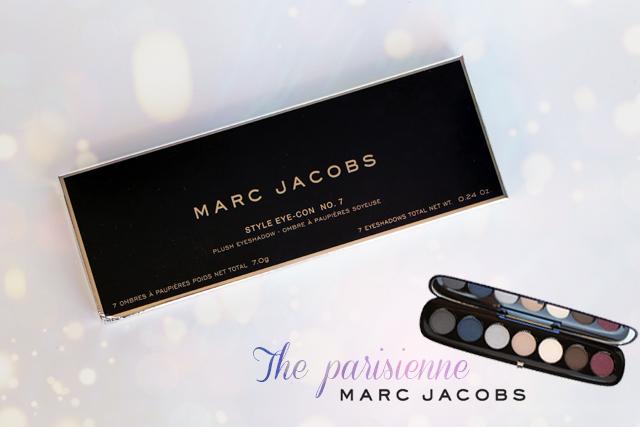 marc jacobs the parisienne palette 9