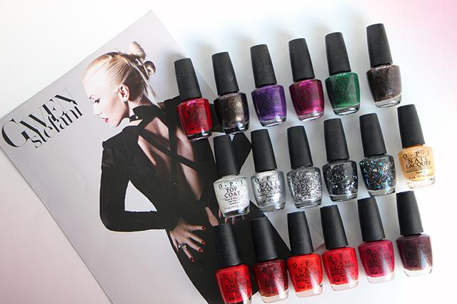 La collection d'hiver OPI x Gwen Stefani