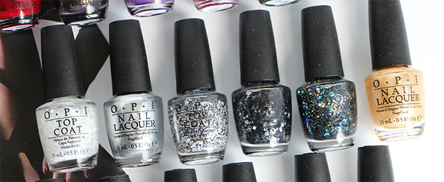opi holiday collection