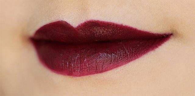 topshop lips dark