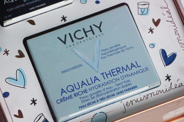 vichy aqualia coffret