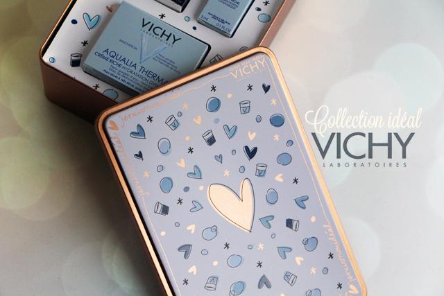 Les coffrets Vichy à glisser sous le sapin (+concours)