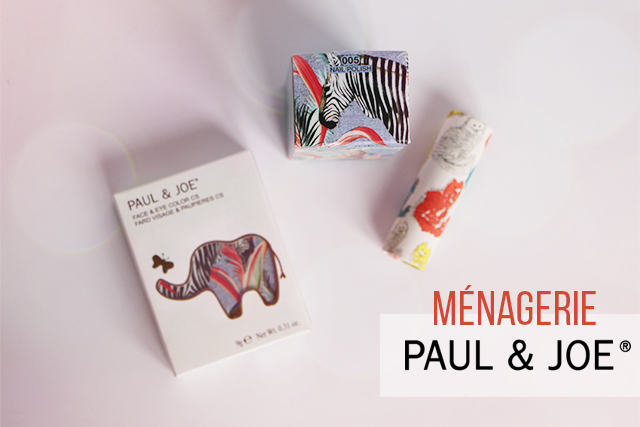 paul and joe menagerie collection 2015