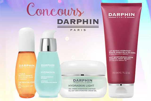Concours #10 : Darphin