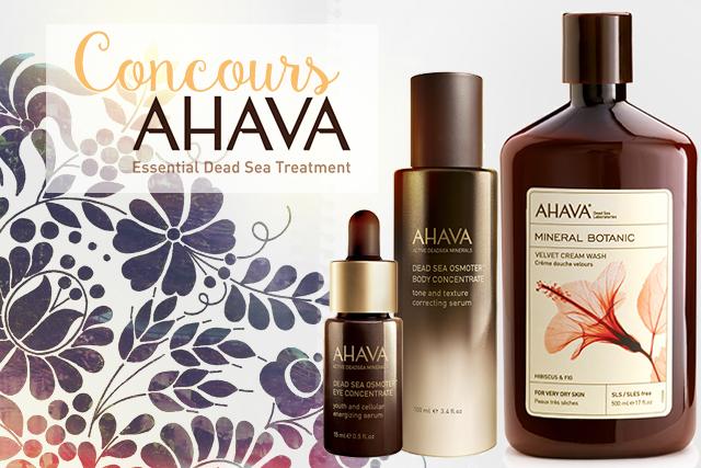 Concours #9 : AHAVA