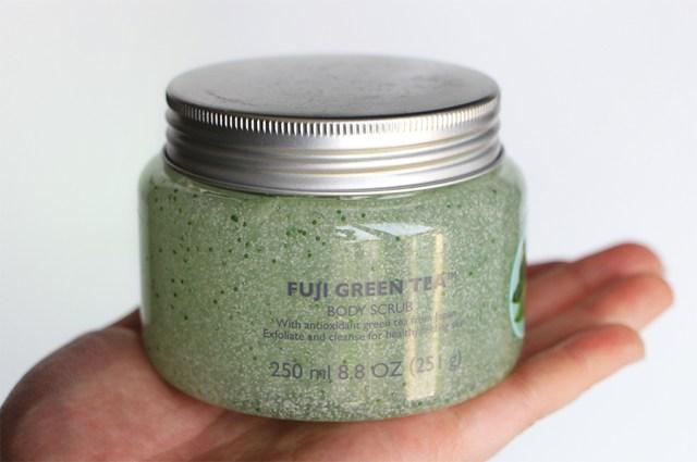 fuji green scrubthebodyshop