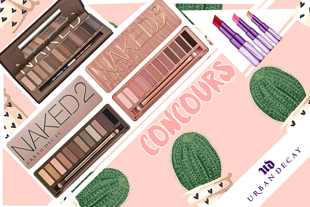 CONCOURS : Urban Decay !