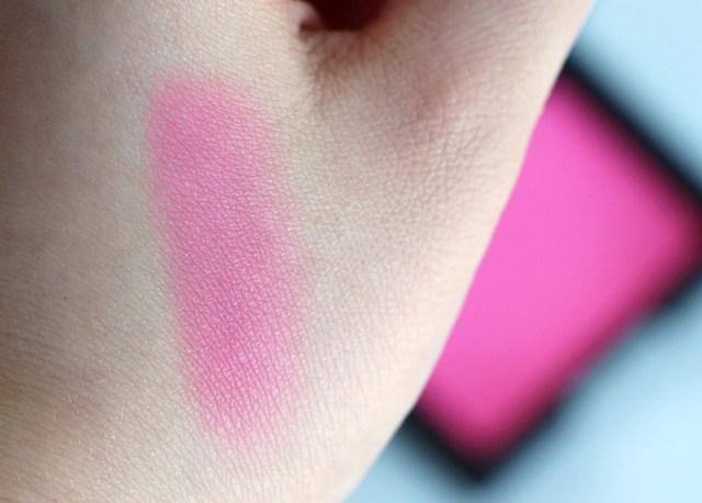 nars blush swatch