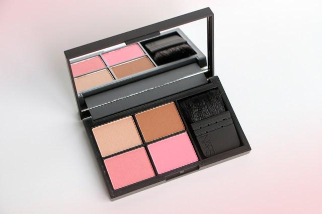 nars palette pink