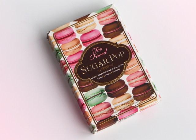 sugar pop  macaron