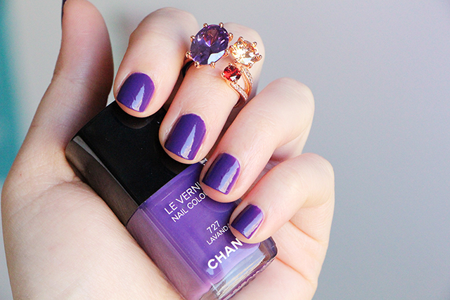 Le duo parfait : violet mood !