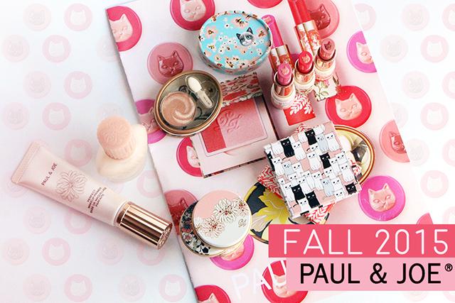 La collection automnale et adorable de Paul&Joe !