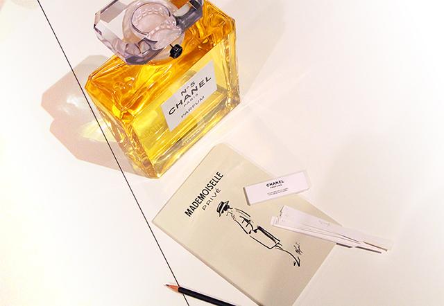 Escapade londonienne avec Chanel pour L'exposition Mademoiselle Privé