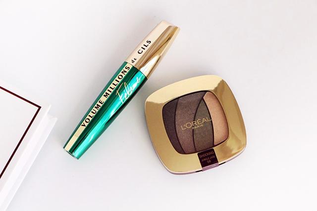 Jungle makeup avec la collection Extravaganza de l'Oréal