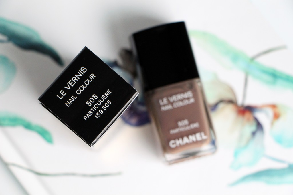 chanel particuliere 8