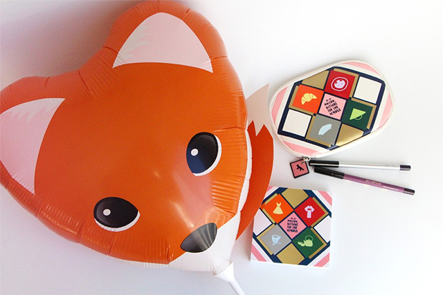 Shu Uemuera x Maison Kitsuné : fox alert !