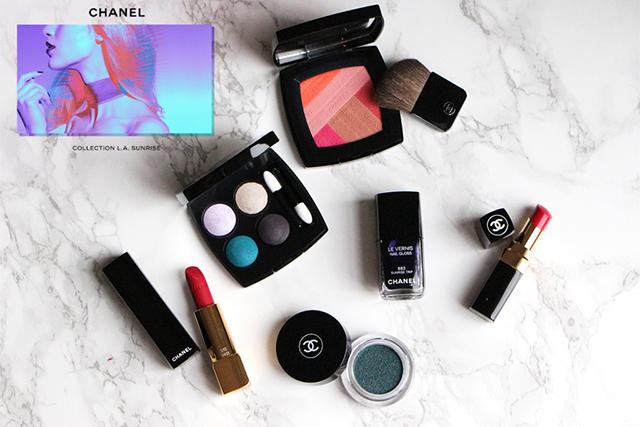 La collection L.A Sunrise de Chanel