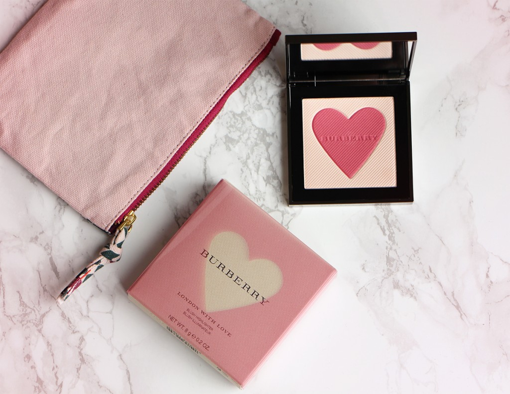 burberry london with love