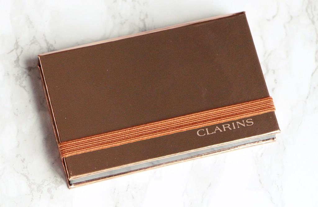 palette clarins