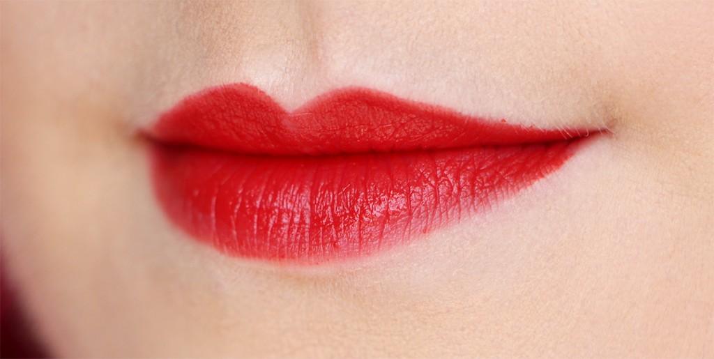carmin escarpin lips givenchy