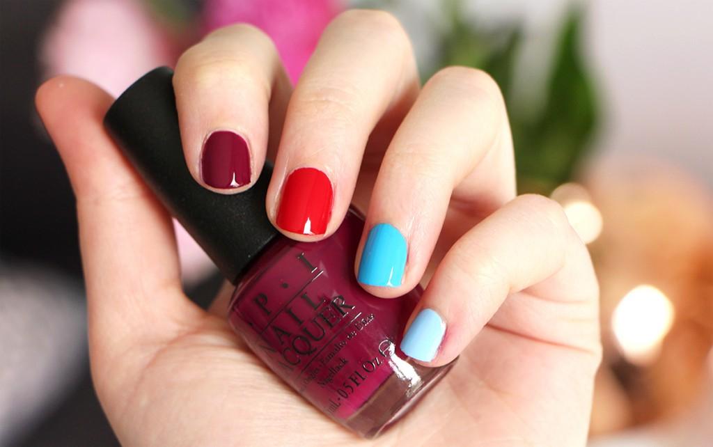 OPI nails alice 3