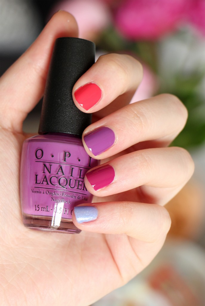 OPI swatches 1 new orleans nails collection