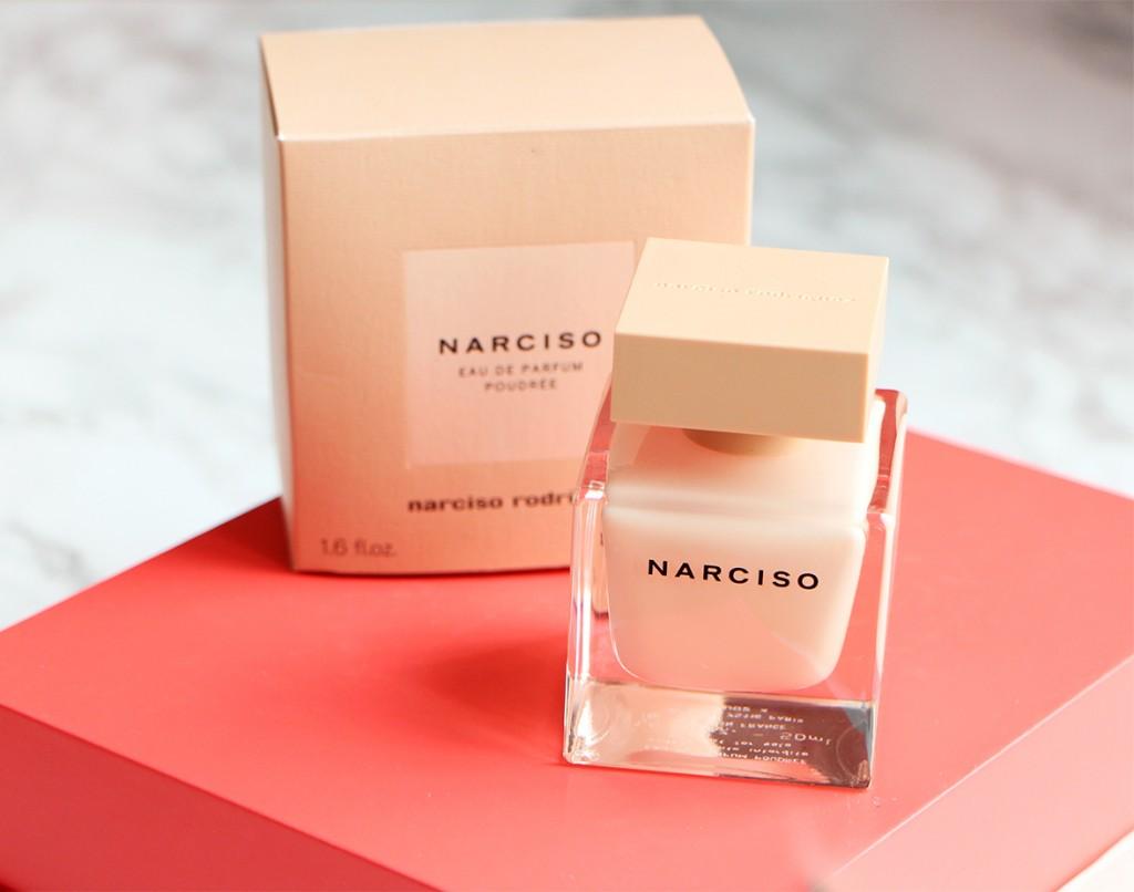 narciso parfum eau poudrée new