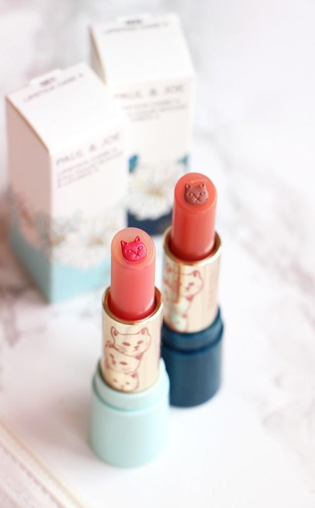 paul and joe lipsticks cats summer 2016 zoom