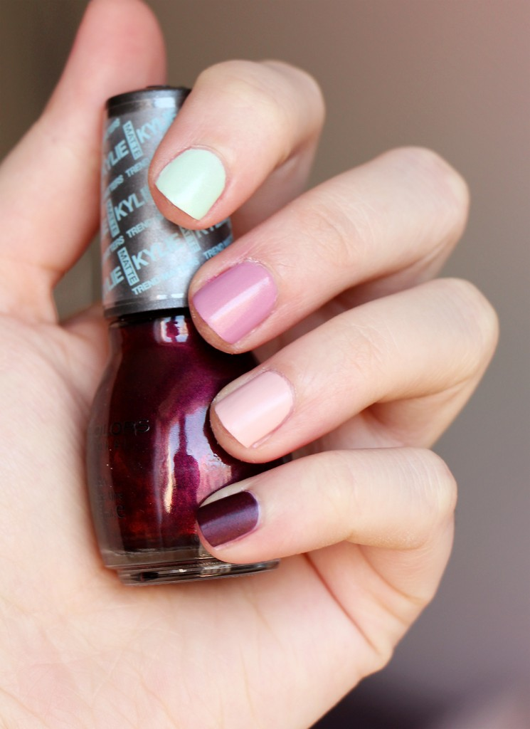 kylie jenner sinful colours vernis