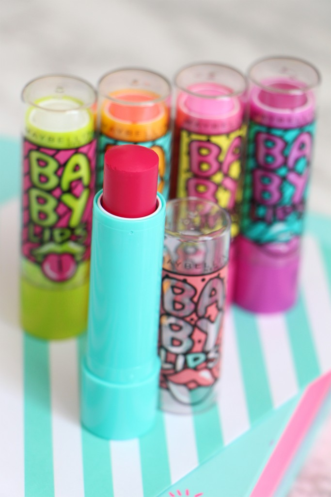 babylips pop art edition limitée grapefruit zing 1