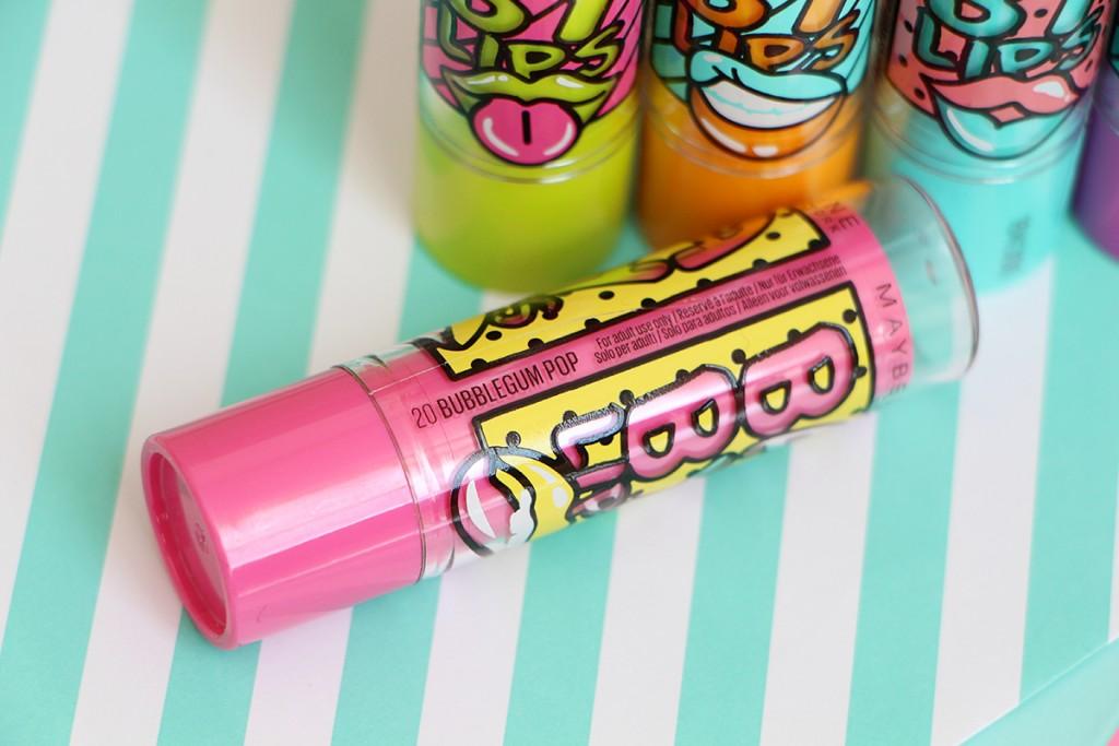 bubble gum pop gemey pop art babylips