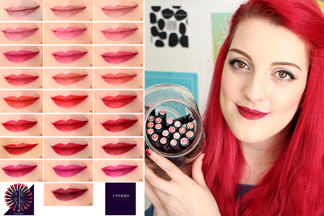 Coup de coeur : Rouge-Expert Click Stick – By Terry (+swatches)