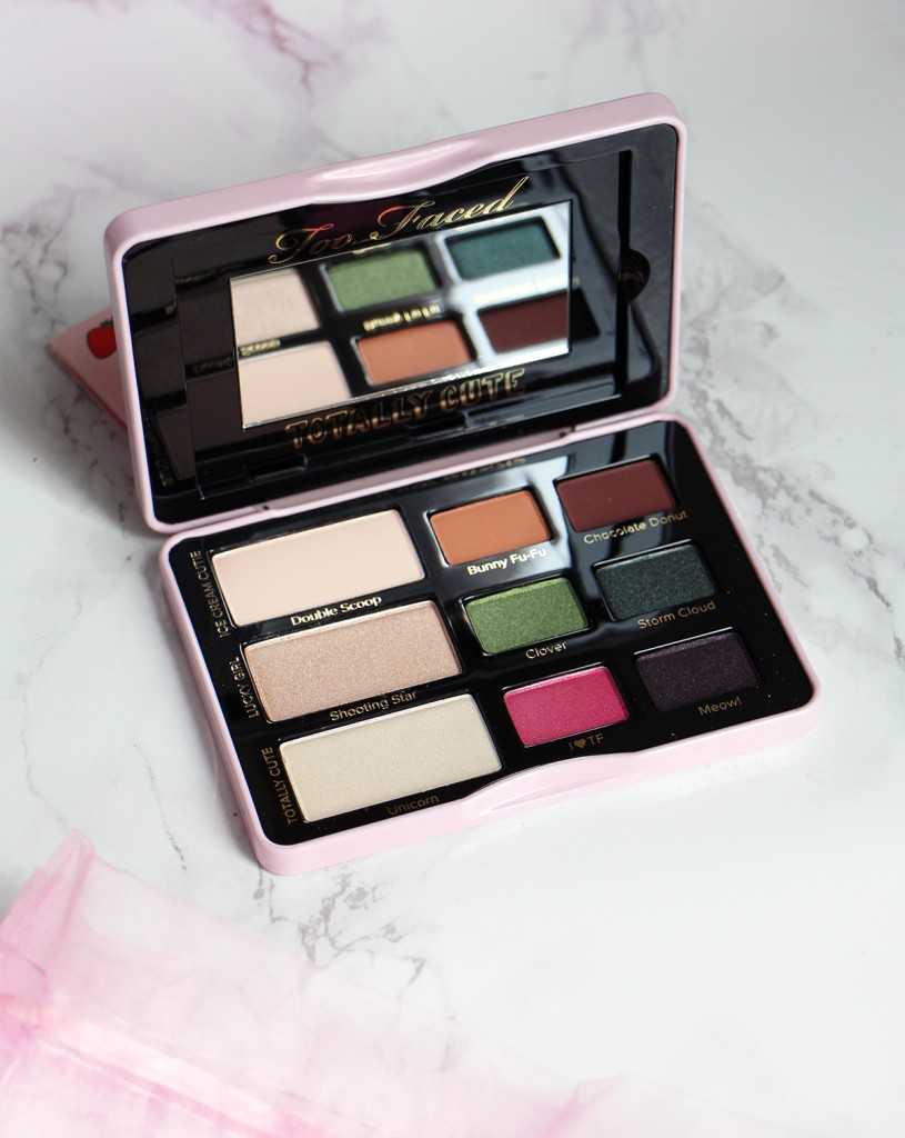 totally cute palette too faced 8