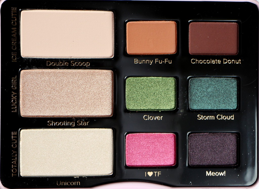 zoom totally cute palette too faced