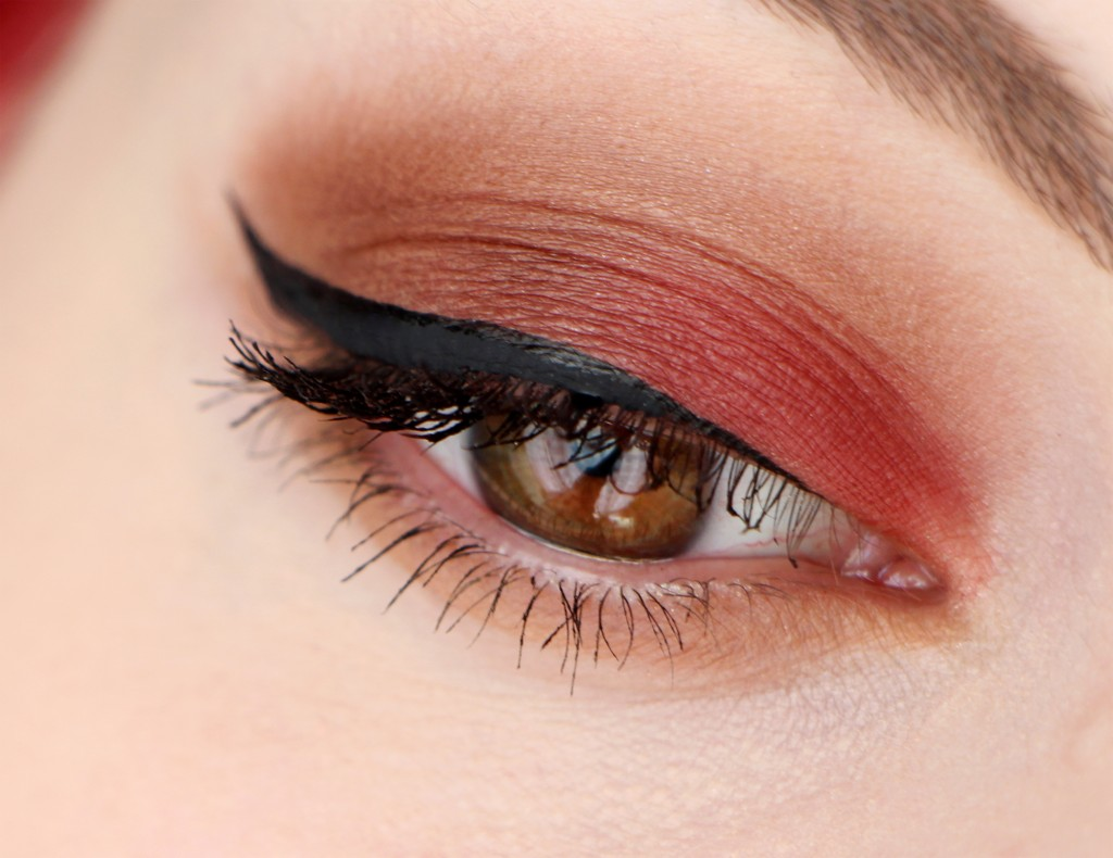 chanel rouge collection maquillage yeux