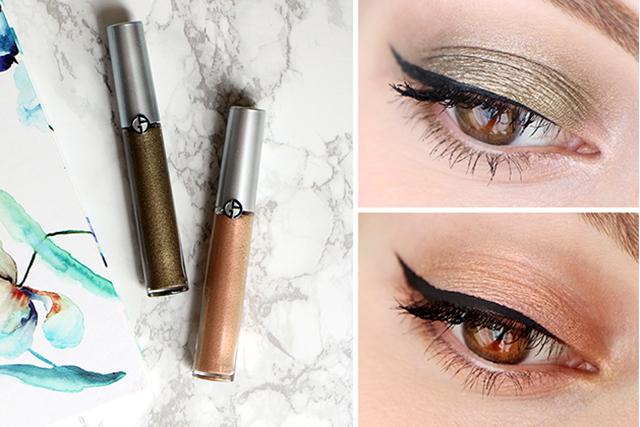 Eye Tint – Armani, le fard crème lumineux